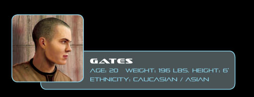 gates The Characters