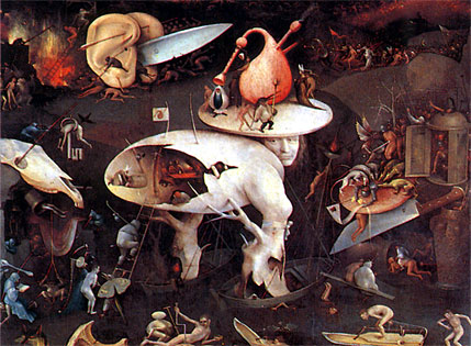 hieronymus bosch hal hefner gates heavy metal 1 Hieronymus Bosch: The Very First Heavy Metal Artist