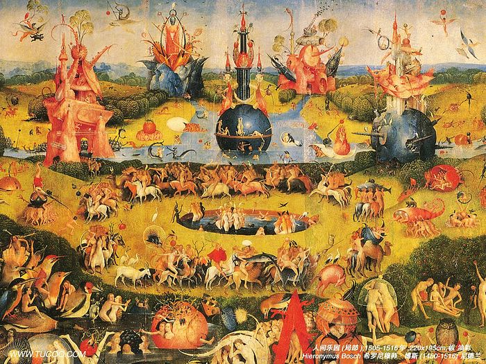 hieronymus bosch hal hefner gates heavy metal 4 Hieronymus Bosch: The Very First Heavy Metal Artist