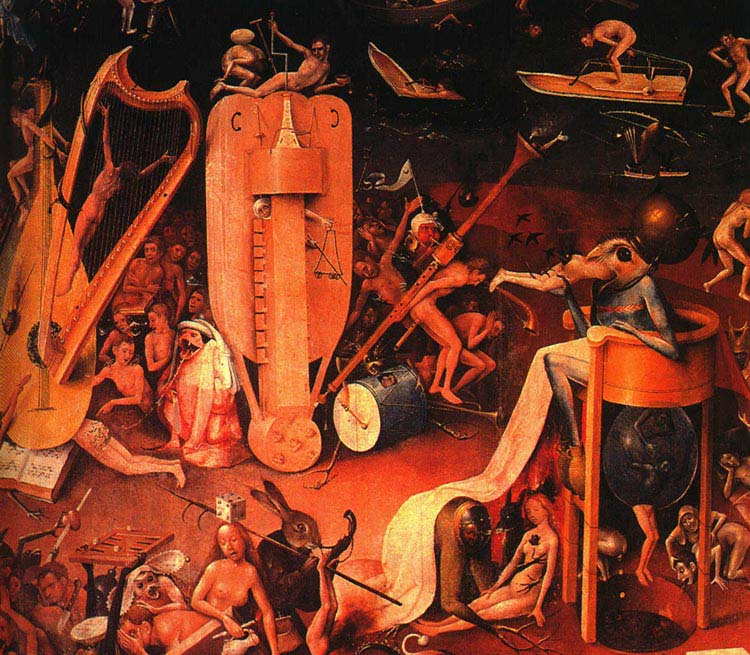 hieronymus bosch hal hefner gates heavy metal 7 Hieronymus Bosch: The Very First Heavy Metal Artist
