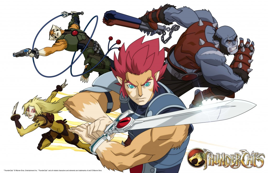 thundercats animated series image hal hefner 1024x662 THUNDERCATS and the influence on Hal Hefners GATES