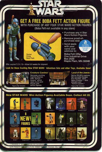 boba fett action figure hal hefner Is Boba Fett The Most Overrated Star Wars Character Ever?